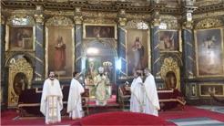 Митрополит Арсеније служио у Саборној цркви