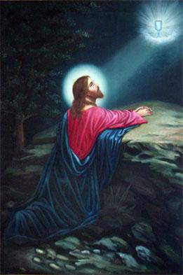 Молитва у Гетсиманском врту