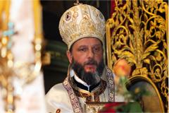 Архиепископ Јован служио у Саборној цркви