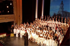 Новогодишњи концерт Саборне цркве